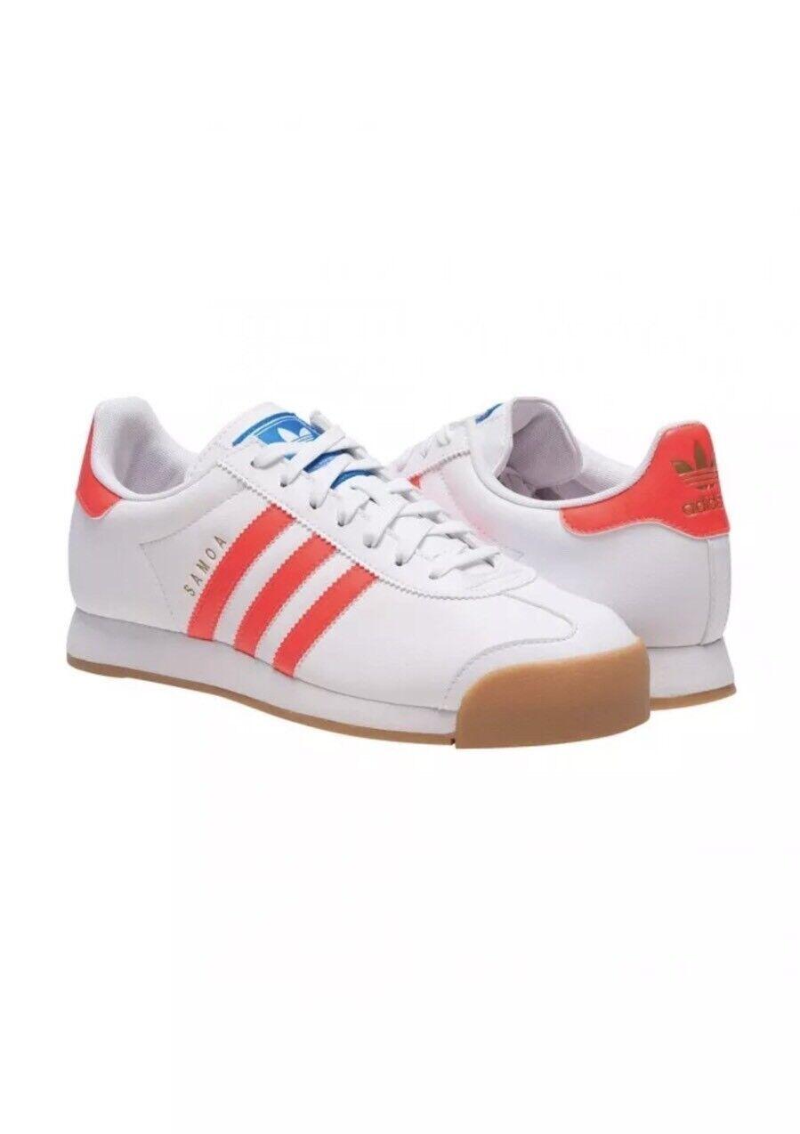 Adidas originals samoa prf rot - rosa - blau b27466 weiß - gold - b27466 blau männer sz - 8 8d3cb5