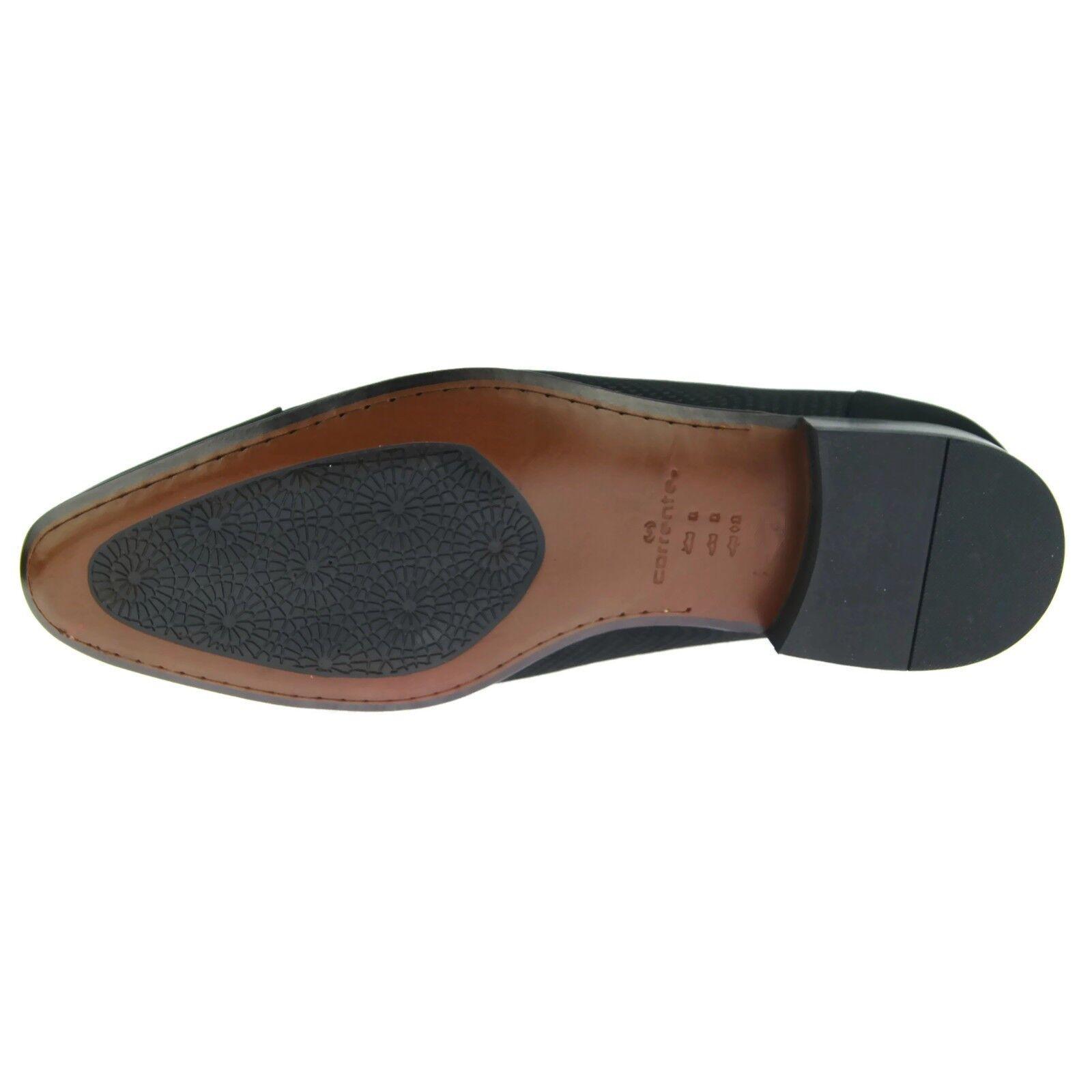 Corrente 3435 con Foro Nubuck Mocassini,hombres Abito     Casual Non Stringato zapatos 422f46