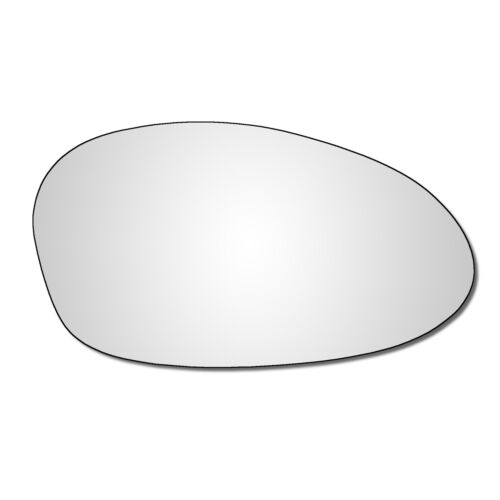 Right Driver Side BMW 318//320//325//328//330//335 2004-2007 Convex Wing Mirror Glass