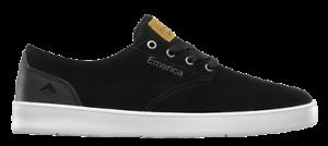 Emerica romero ha corretto le scarpe in nero / bianco / / bianco nero - uomini e '7 o 12 nwt f18f68