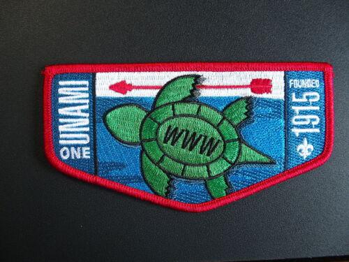 Unami Lodge One 1 New Standard Flap