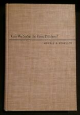Can We Solve the Farm Problem: An Analysis of Federal Aid to Agriculture (1955)