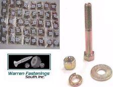 1496 Piece Coarse Thread Grade 8 - Bolt, Nut, Washer & Lock Washer Assortment