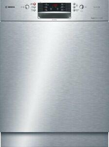 NEW Bosch SMU66MS02A Serie 6 Under Bench Dishwasher