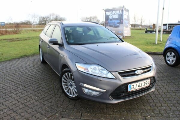 Ford Mondeo 2,0 TDCi 140 Collection stc. - billede 1