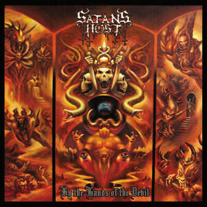 SATAN-039-S-HOST-By-the-Hands-of-the-Devil-CD-FACTORY-SEALED-NEW-2011-Moribund-USA