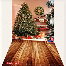 Christmas10'x20'Computer/Digital Vinyl Scenic Photo Backdrop Background SV149B88