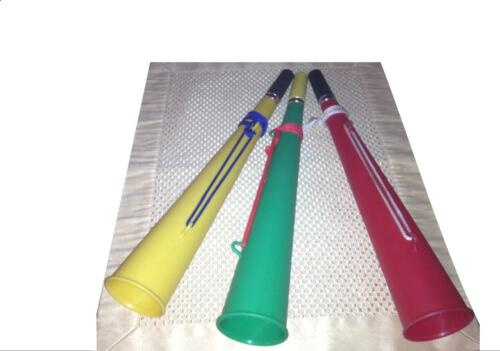 GREAT FOR CHEERING SQUADS /& GROUPS PARTY HORNS VERY LOUD SOCCER HORNS