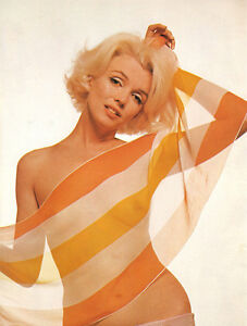 MARILYN MONROE Classic 1950s Topless Promo Poster A1 A2