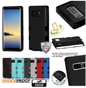 For-Samsung-GALAXY-S10-PLUS-E-Hybrid-Rugged-TPU-Shockproof-Protective-Case-Cover