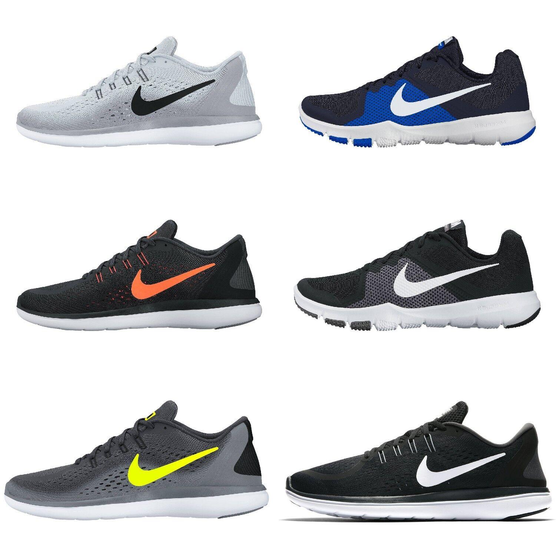 Nike Flex Control / 2017 Run Laufschuh Sportschuh Trainingsschuh Sneaker Textil