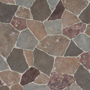 Mosaic Stone Brick Self Adhesive Wallpaper Vinyl Wall