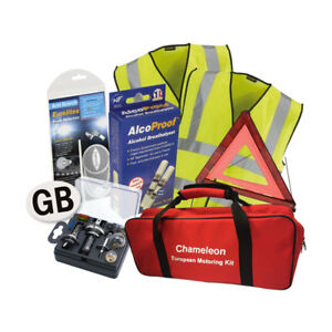 Driving Abroad European Euro Car Kit C Free Travel Bag Ebay