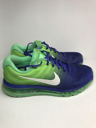 Green para Blue 5 Nike Max Rare Paramount 2017 Air 10 hombre wnSUgzCq