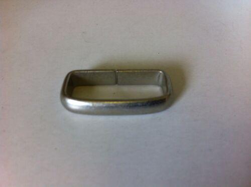 """20 x 1 1/2"""" (35mm) passanti per cintura (finitura anticata) Accessori/Craft/LARP N207835AS"""