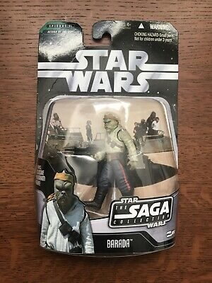 Star Wars Episode VI Return of the Jedi The Saga Collection Barada Skiff Guard