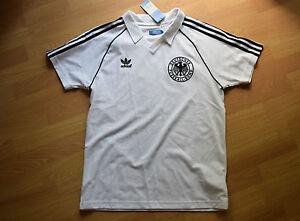 completamente elegante selección mundial de Calidad superior Adidas DFB Tee Talla S M Alemania Retro Camiseta Alemania Jersey W46116 |  eBay
