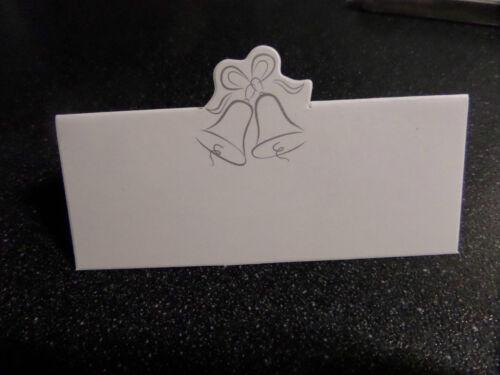 Tischkarten Platzkarten Hochzeit Trauung Namenskarten Silberhochzeit
