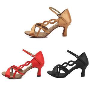 Brand-New-Ballroom-heeled-Latin-Dance-Shoes-for-Women-Ladies-Girls-Tango-amp-Salsa