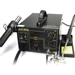 SMD-Hot-Air-Gun-Soldering-Iron-Rework-Station-Gordak-952-Solder-Tools