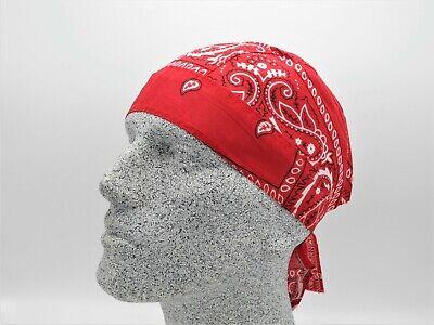 Mfh Headwrap Bandana Kopftuch Sonnenschutz Motorradfahren Pirat 100% Baumwolle