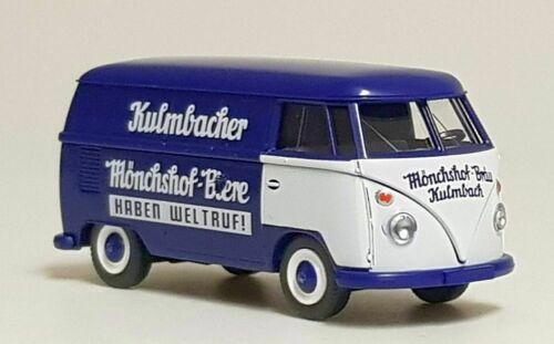 """H0 Wiking Sondermodell 1//87 VW T1 Kastenwagen /""""Kulmbacher Mönchshof-Biere/"""""""