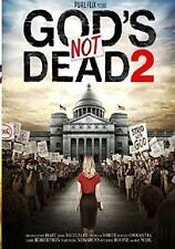 Gods Not Dead 2 **DVD, 2016 NEW Family Films SEALED NOW SHIPPING !