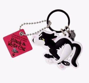 Black Springer Spaniel 3D Key Ring Bag Charm Tag Dog Lovers Gift Stocking Filler