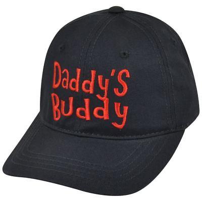 Wings Beachwear Daddy's Buddy Ragazzi Bambini Comodo Regolabile Blu Cappello