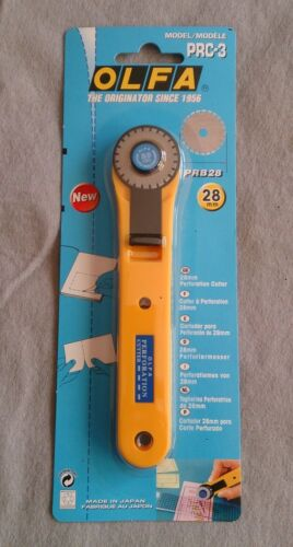 OLFA Perforation Cutter 28mm
