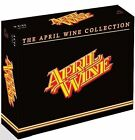 The Vintage Wine [Box] by April Wine (CD, 1994, 4 Discs, Aquarius)