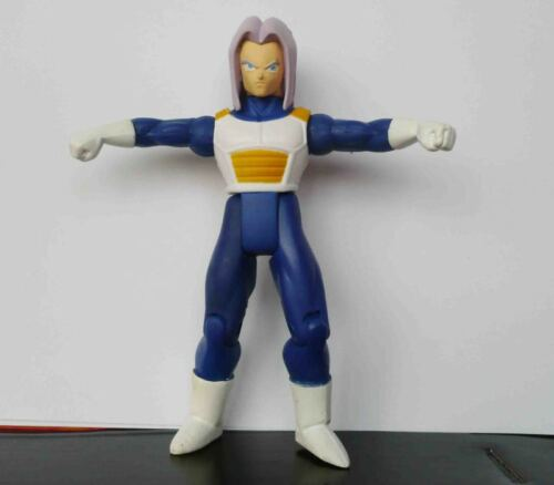 2001 IRWIN DragonBall Z DBZ  FUTURE TRUNKS action FIGURE LOOSE #SE3