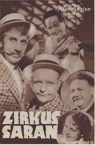 IFK-1224-Zirkus-Saran-E-W-Emo-Pat-amp-Patachon-Hans-Moser-Leo-Slezak