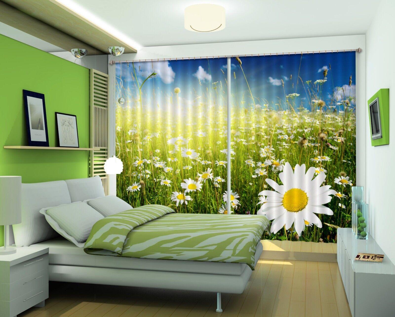 3d cielo flor bloqueo 788 cortina de fotografía presión cortinas cortina de tela de ventana
