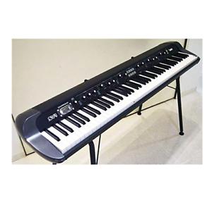 Aimable Korg Sv-1 88-key Stage Vintage Piano Noir De Japon