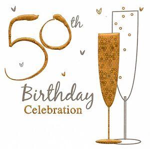 72 x 50th birthday celebration invitations 50th party invites cards