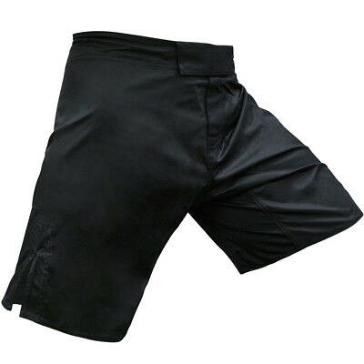 Quality MMA Shorts Blank No Logo