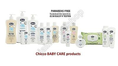 Chicco Baby care product for bathing care | skin care| Personal care