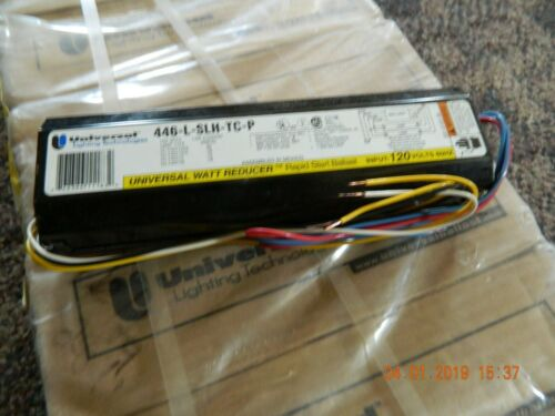 NEW Universal Lighting Technologies 446LSLHTCP000I Magnetic Ballast