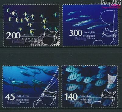 The Best Tokelau 460-463 complete Issue Unmounted Mint / Never Hinged 2015 Fi 9305126 To Have Both The Quality Of Tenacity And Hardness
