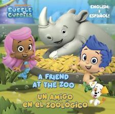 A Friend at the Zoo/Un amigo en el zoologico (Bubble Guppies) (Pictureback(R)) b