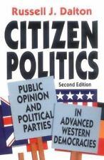 Citizen Politics: Public Opinion and Political Parties in Advanced Industrial De