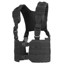 Condor Mcr7 Black Ronin Chest Rig Quick Release Padded Harness Vest
