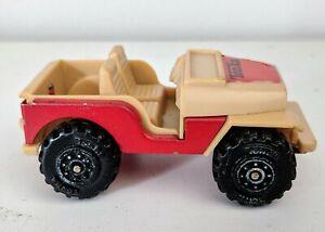 Vintage-Tonka-mini-Jeep-3-034-Tonka-Corp-1979-Hong-Kong