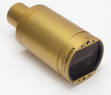 Schneider Super ES Cinelux Anamorphic 70mm 2.0 2X MC 35mm Cinema Lens Cine BMCC