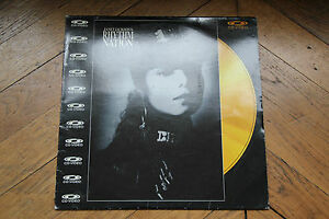 Laserdiscs-Janet-Jackson-034-Rhythm-Nation-1814-034-LD-Pal-Laser-CD-Video-CLV