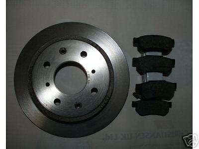 Rover 25 45 200 216 218 400 416 418 Rear Discs and Pads