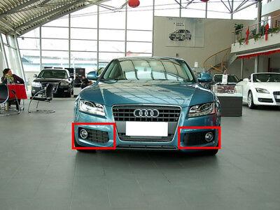 Genuine Front Lower Bumper Fog Light Grille For Audi TT 2007-10 8J0807682 01C