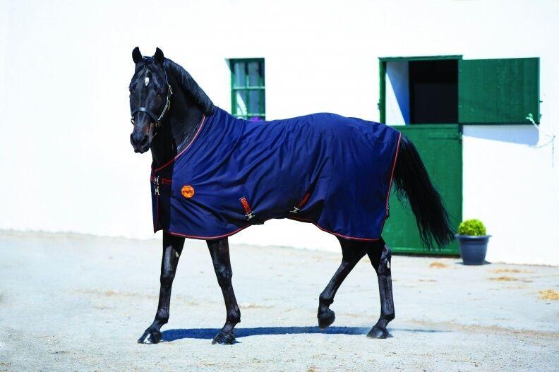 Horseware RAMBO IONIC Circolazione Terapia in pile Cooler Rug Artrite RSI lesioni