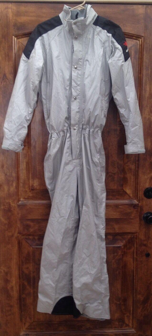 Vintage The North Face Extreme Goretex One Piece Womens Snow Suit Size Medium M